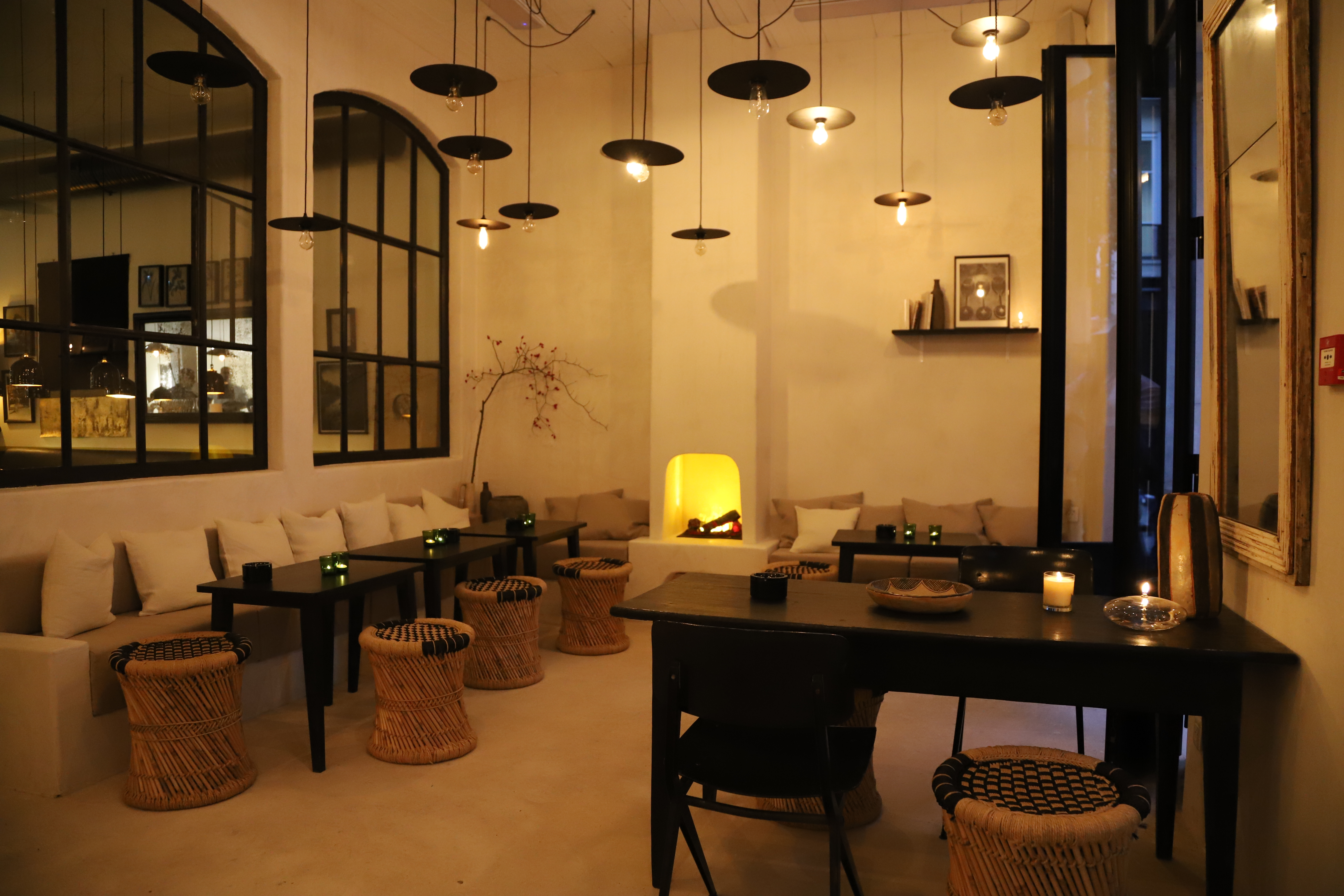 Chez Jeanne - Le restaurant