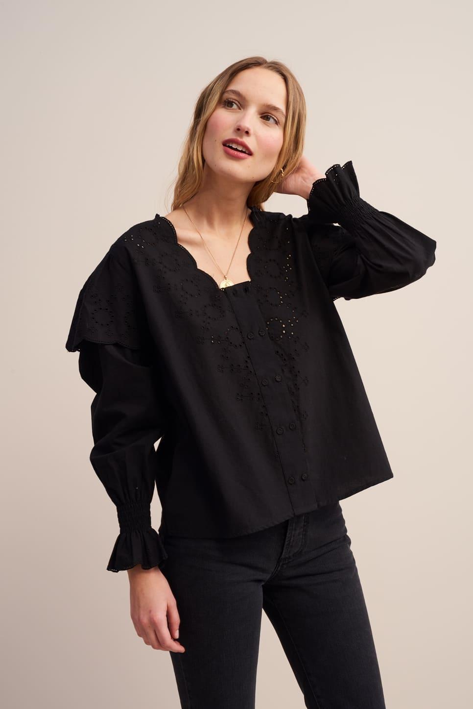ALPHONSE blouse
