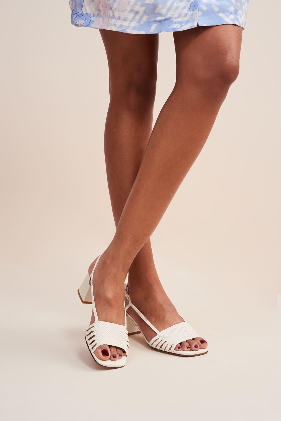 Sandales BIANCA