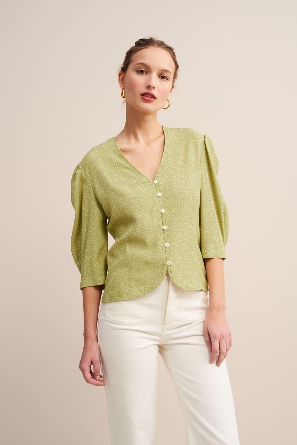 DALIDA blouse