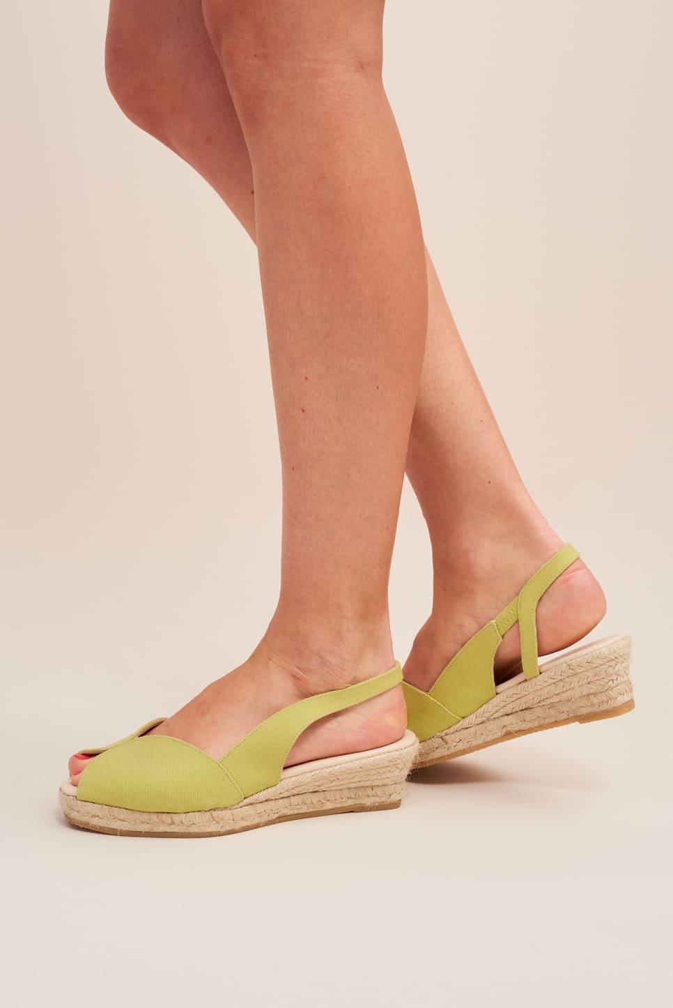JOSEPHA wedged sandals