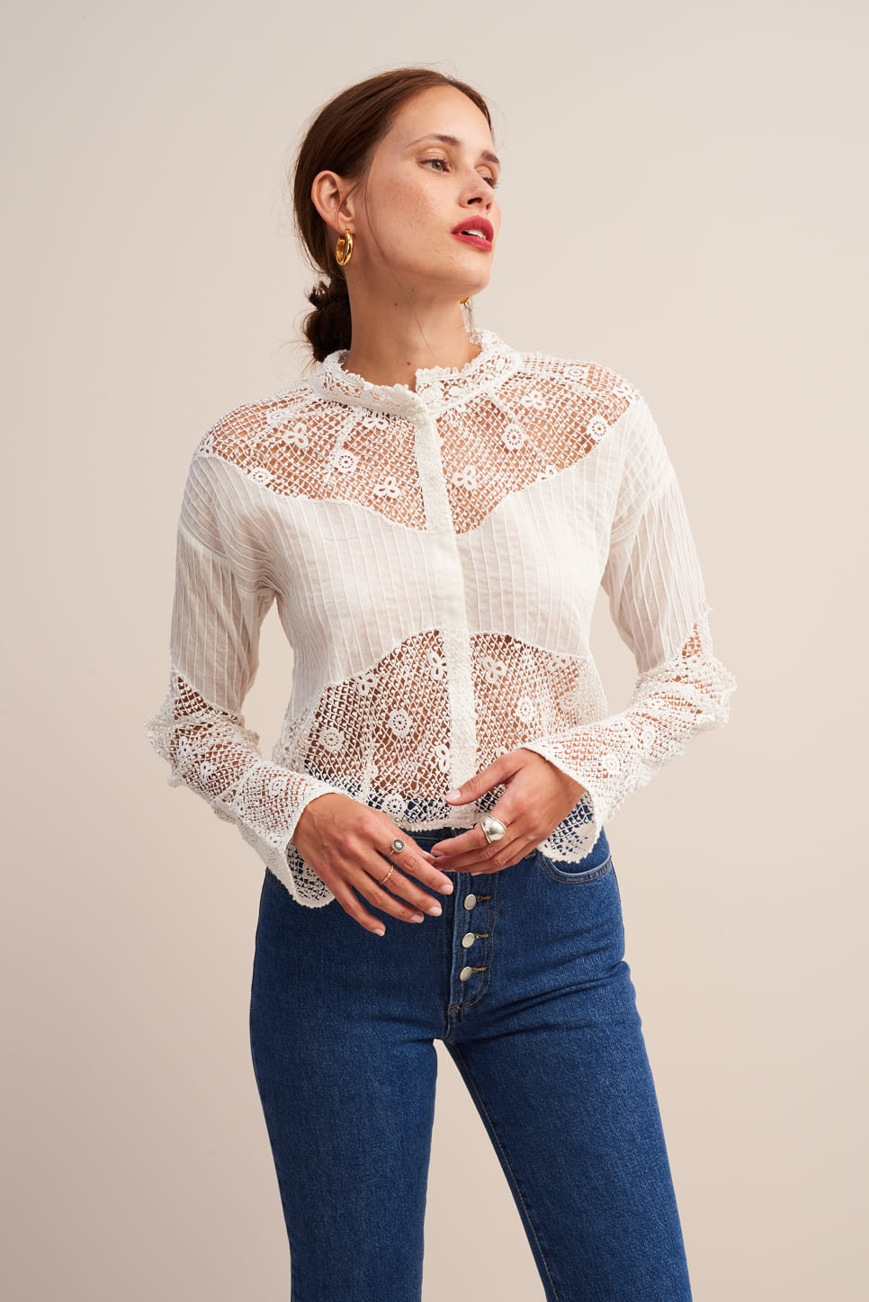 MEGAN blouse