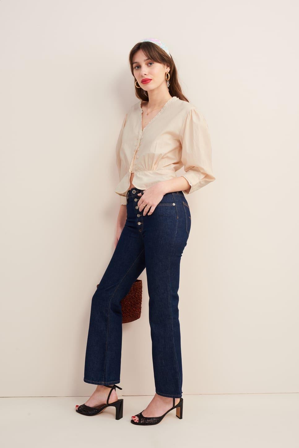 PAULETTE blouse