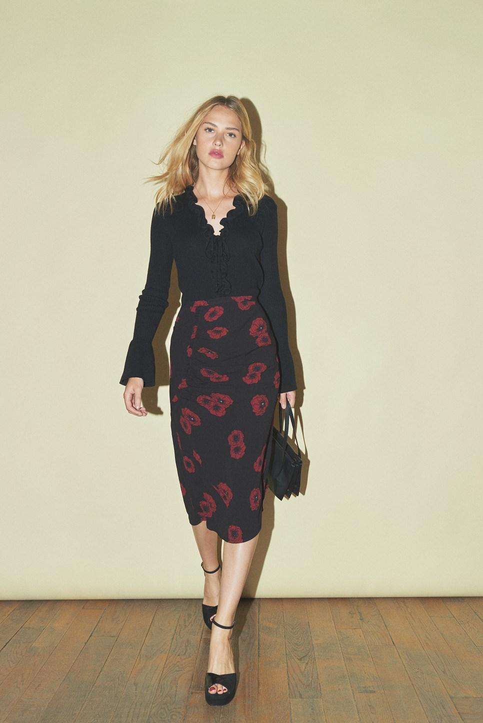 SCARLET skirt