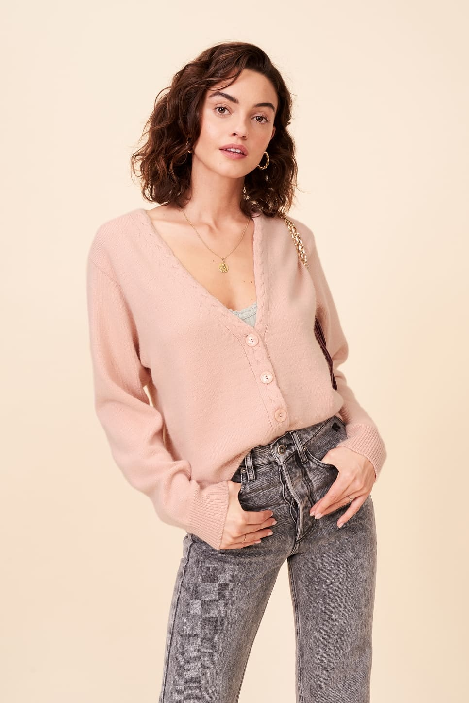 Cardigan ANETTE