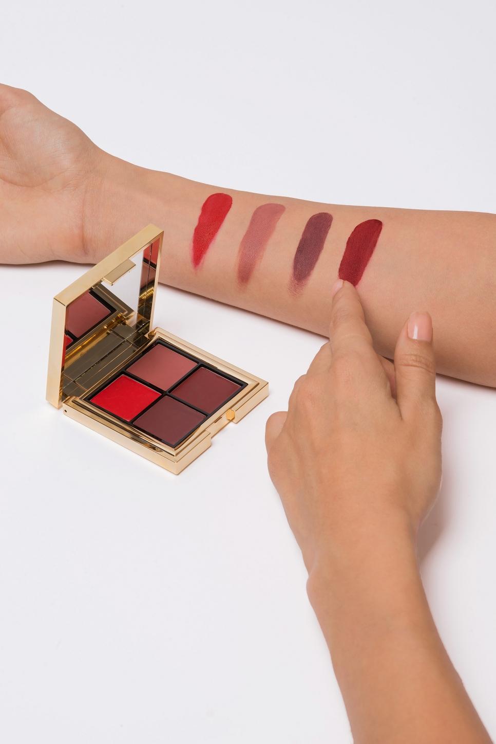 Lip Palette LES 4 ROUJE - Signature